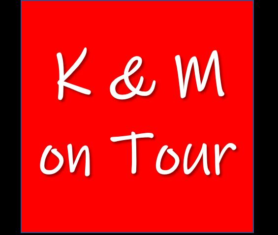 Karsten & Marc on Tour
